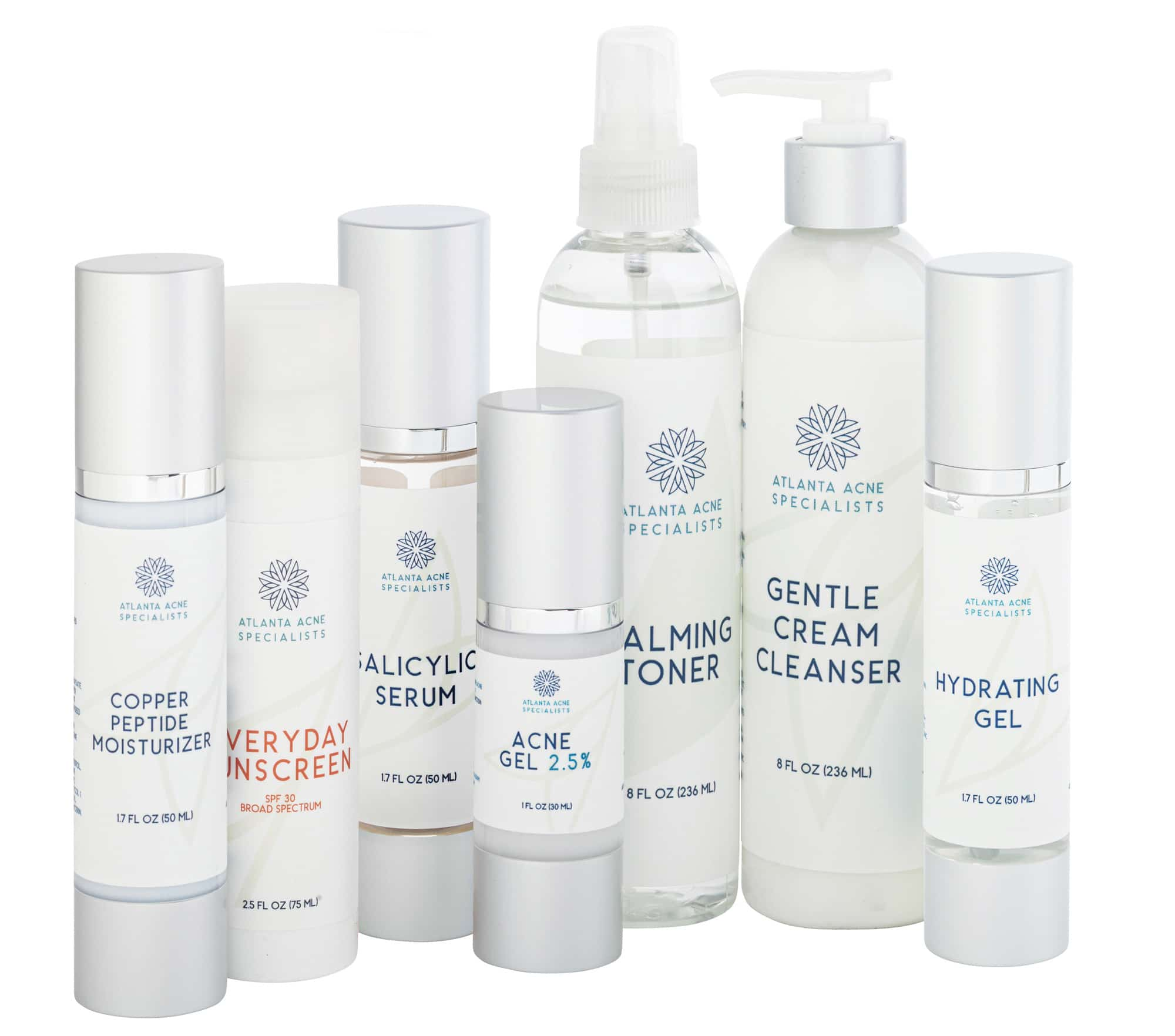 Atlanta Acne Specialists Rosacea Treatment Kit