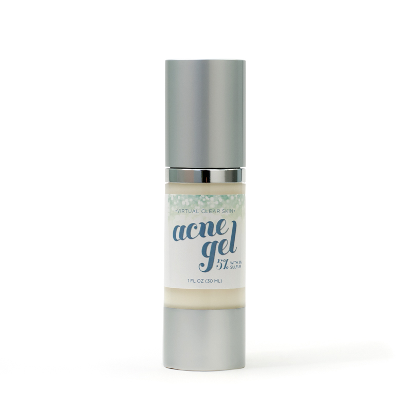 Acne Gel 5% with 3% Sulfur