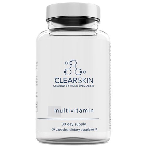 CLEARSKIN Multivitamin Dietary Supplement
